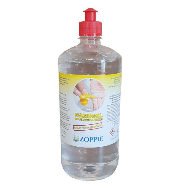 1 liter Handgel alcoholgel 70% alcohol