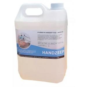 Zoppie Handzeep food ongeparfumeerd 5 liter